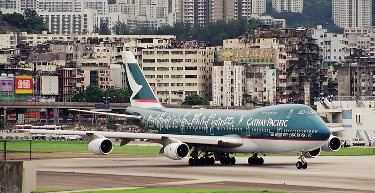 Kai Tak Appreciated