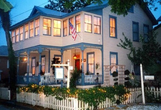 The very best B&Bs within Street Augustine