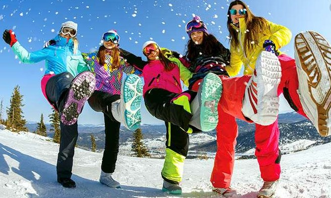 The Snowboarding Vacation May Be Enjoyable Even though you Do not Really Skiing