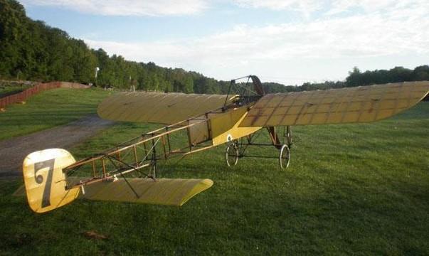 Glenn Curtiss Trip to Aged Rhinebeck Aerodrome