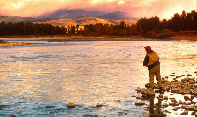 Montana Angling Holiday