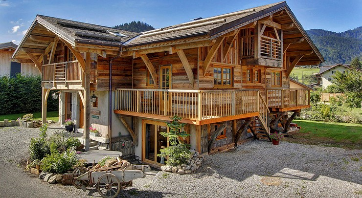 Strategies for Selecting the place associated with Crafted Chalets